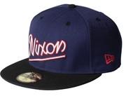 Nixon Monroe New Era - Navy/ Black/ Red