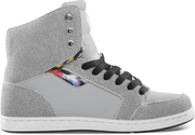 ETNIES Woozy light grey/black