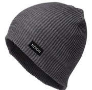 Nixon The Compass Beanie - Charocal Heather