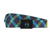 Nixon FLASH BELT CITRUS/BRIGHT BLUE