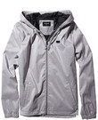 NIXON ARDEN JACKET HEATHER GRAY