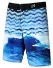 Waxx MEN SURFSHORT PRINTED OCEAN