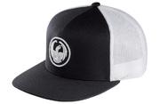 DRAGON ICON MESH CAP BLACK