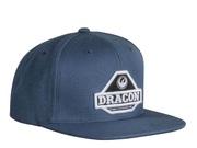 DRAGON PIRAMID HAT STEEL BLUE