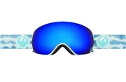 Dragon X2S  Onus Blue / Dark Smoke Blue+Yellow Blue Ion