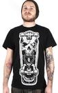 SNAKE LEGEND Skate Skull T-shirt