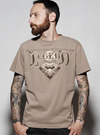 SNAKE LEGEND Snake Head T-shirt