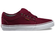 VANS CHUKKA LOW PORT WHITE