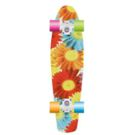 PROHIBITION RETRO SKATEBOARD - sunflower