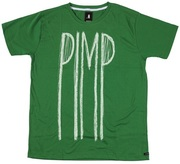 .PIMP GOMEZ LOGO GREEN