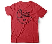 CIRCA GUILD TEE RED