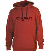 Dragon TRADEMARK HOOD RED