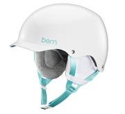 Bern TEAM MUSE EPS GLOSS WHITE