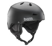 Bern MACON EPS CRANK-FIT MATTE BLACK