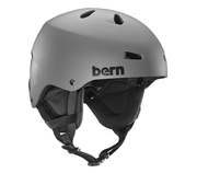Bern MACON EPS CRANK-FIT MATTE GREY
