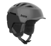 Bern HEIST MB SATIN GREY BLACK