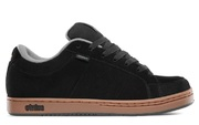 ETNIES KINGPIN BLACK GUM DARK GREY