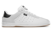 ETNIES THE SCAM WHITE BLACK