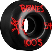 bones BONES WHEELS OG 100s BLACK 54MM V4