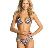 RIP CURL TALLOW BEACH TRI SET  black
