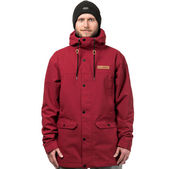 HORSEFEATHERS CORNELL JACKET RED
