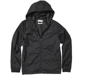 NIXON ARDEN 2 JACKET NAVY HEATHER BLACK