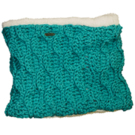 shapki shmatki NECKWARMER GREEN