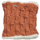 shapki shmatki NECKWARMER ORANGE