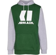 ARMADA ICON HOODIE  FOREST GREEN