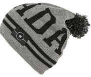 ARMADA WATCHER BEANIE HEATHER GREY