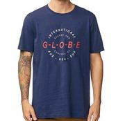 Globe ICON TEE SEA BLUE