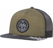 Globe EXPEDITION 2 TRUCKER HAT FIELD GREEN