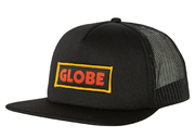 Globe PRIMED RUCKER HAT BLACK