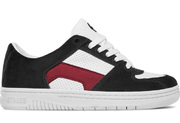 ETNIES SENIX LO BLACK WHITE RED