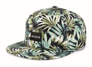NIXON TROPICS SNAP BACK NAVY PACIFIC BLUE