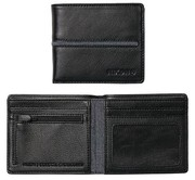 NIXON Coastal showdown zip Wallet black
