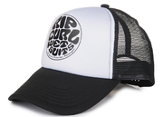 RIP CURL WETTIE TRUCKER HAT BLACK