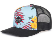 RIP CURL YARDAGE TRUCKER HAT BLUE