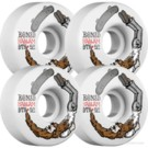 bones BONES STF WHEELS HASLAM SCORPION 53MM WHITE V5