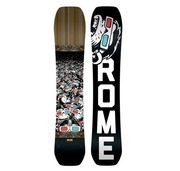 ROME Ravine Alek RK1 155 Snowboard - 2020