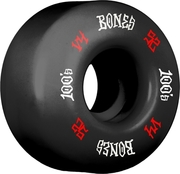 bones BONES WHEELS OG 100s BLACK 52MM V5