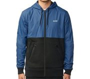 Globe Alfred Zip Through Hoodie ROYALE BLUE