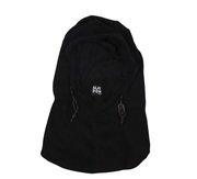 Pow MICROFLEECE HOOD true black