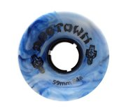 Dogtown Dogtown Wheels Mini Cruiser 59mm 84a - Swirl