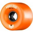 mini logo bones mini logo AWOL 78а orange 66мм