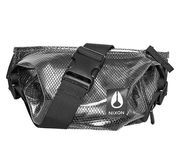 Nixon Trestles Hip Pack  black clear