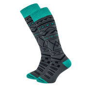 Horsefeathers RIVEN THERMOLITE SNOWBOARD SOCKS - GRAY