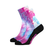 HORSEFEATHERS NAMI SOCKS - CANDY