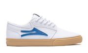 Lakai Griffin white canvas