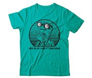 CIRCA BACK HOME TEE MINT GREEN